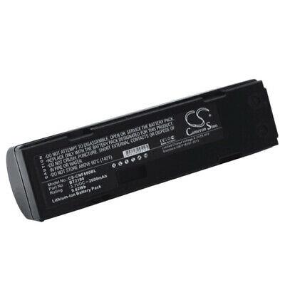 Аккумулятор для беспроводного сканера Cino 680BT/Proton