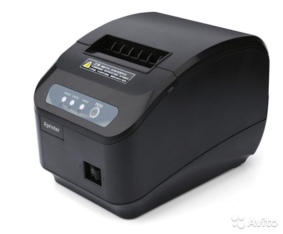 Принтер Xprinter XP-Q200II